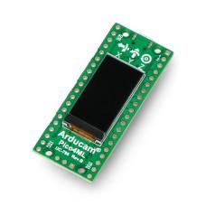 Arducam Pico4ML TinyML Dev Kit: RP2040 plokštė, QVGA kamera, LCD ekranas