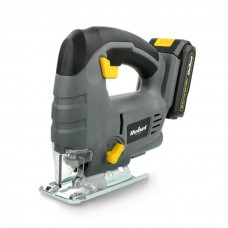 Cordless jigsaw Rebel RB-1031 20V 2A with accessories
