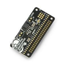 Bonnet, 3W stereo amplifier for Raspberry Pi, Adafruit 3346