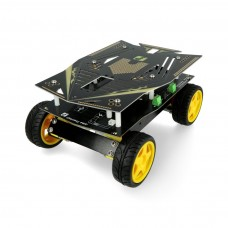 Cherokey, 4WD robotas, DFRobot ROB0102
