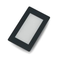 """E-paper jutiklinis ekranas, 2.13"""" 250x122px, juoda ir balta, priedėlis Raspberry Pi, Waveshare 19493"""