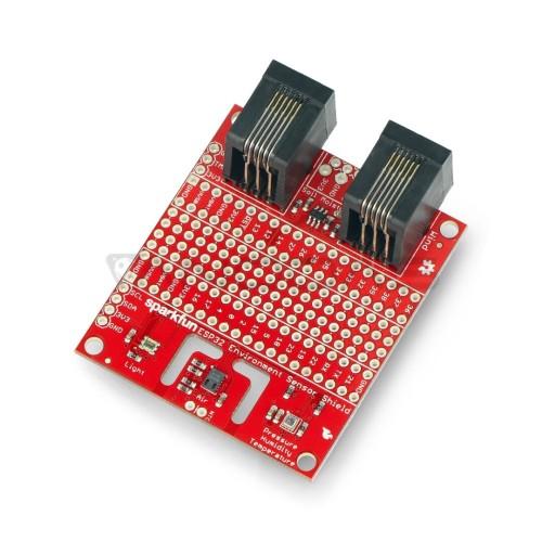 ESP32 Thing, ESP32 Thing aplinkos jutiklio priedėlis, SparkFun DEV-14153