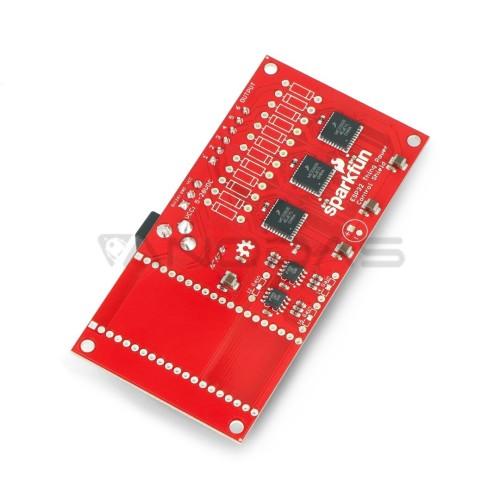 ESP32 Thing Control Power Shield, maitinimo jungiklis 5-28 V / 5 A, skirtas ESP32 Thing - SparkFun DEV-14155