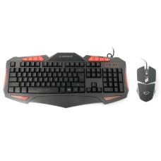 Esperanza EGK3000 rinkinys - klaviatūra ir pelytė
