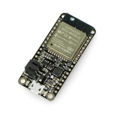 Feather Bang ESP32 modulis Wi-Fi, Bluetooth GPIO, Adafruit 3405