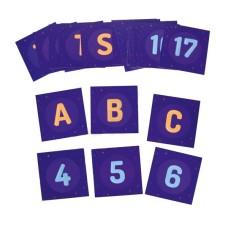 Flash kortelių rinkinys Photon - abėcėlė ir skaičiai