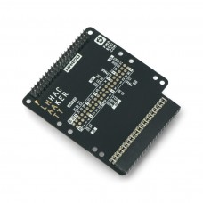 Flat HAT Hacker, for Raspberry Pi 400, PiMoroni PM536