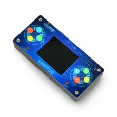 GamePi20, Raspberry Pi Zero priedų rinkinys, skirtas surinkti GamePi20, Waveshare 16865