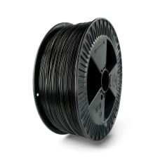 3D plastikas Devil Design ABS+ 1.75mm 2kg - Black