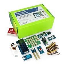 Grove bazinis rinkinys pradedantiesiems PL, skirtas Raspberry Pi 4B / 3B+ / 3B