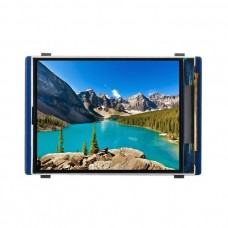 "LCD IPS ekranas 2"" 320x240px, SPI, 65K RGB, skirtas Raspberry Pi Pico, Waveshare 19888"