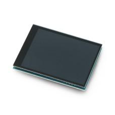 """IPS LCD talpinis jutiklinis ekranas 2.8"""" 480x640px DPI GPIO, skirtas Raspberry Pi, Waveshare 18628"""