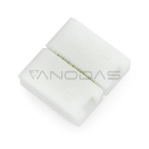 Jungtis juostelėms LED RGB 10mm 4 kaiščių