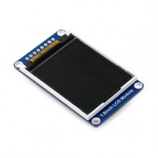 LCD TFT, color display 1.8'' 128x160px SPI, Waveshare 13892