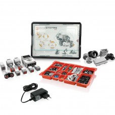 Lego Mindstorms EV3 + power supply - educational package with Lego 45544 + 45517