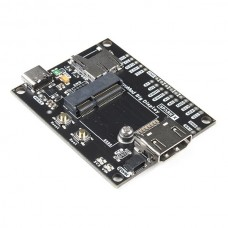MicroMod Big Display Carrier Board, a module with video output for MicroMod RP2040, SparkFun SPX-17718