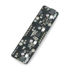 NeoKey, key matrix for switches, NeoPixels 1x4, I2C, STEMMA QT/Qwiic, Adafruit 4980