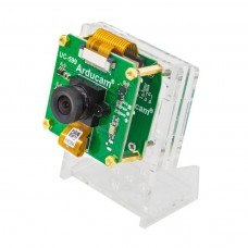 OV9281 1Mpx Global Shutter kamera su M12 objektyvu, skirta Nvidia Jetson Nano - NoIR - vienspalvė - Arducam B0223