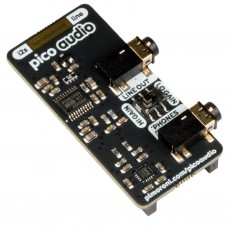 Pico Audio Pack, line-out, and headphone amp
