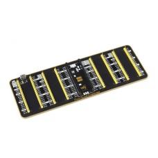 Pico Quad Expander, quad expander of 2x20 GPIO pins, for Raspberry Pi Pico, Waveshare 19361