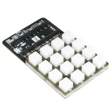 Pico RGB Keypad, backlit keyboard for Raspberry Pi Pico, PiMoroni