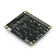 PiMoroni Cluster HAT v2.5, skirtas Raspberry Pi Zero