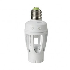 PIR motion detector ST451 220-240V - E27 socket