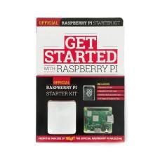 Get started with Raspberry Pi, oficialus vadovas + Raspberry Pi 3A+ rinkinys