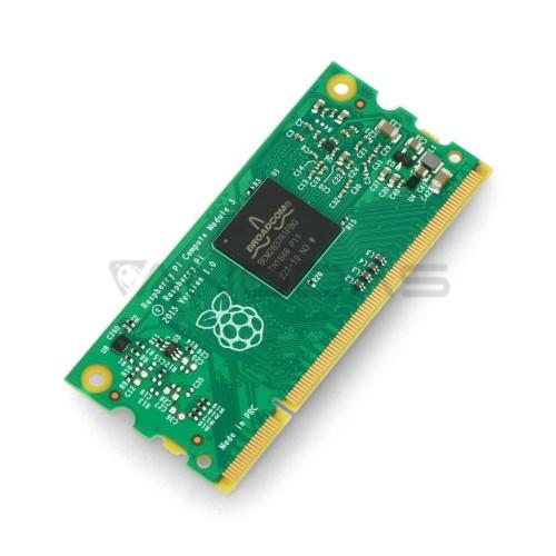 Raspberry Pi CM3, skaičiavimo modulis 3 Lite, 1.2GHz, 1GB RAM