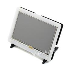"""Raspberry Pi LCD ekrano TFT 5"""" GPIO dėklas, nespalvotas, Waveshare 11188"""