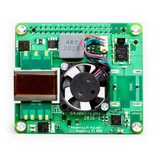 Raspberry Pi PoE + HAT - power over Ethernet for Raspberry Pi 4B / 3B + - SC0468