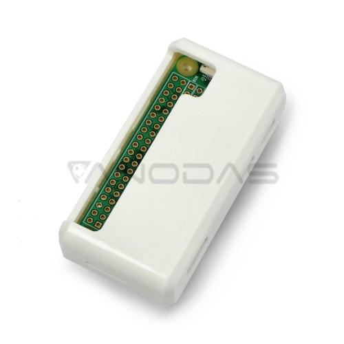 Raspberry Pi Zero dėklas, baltas