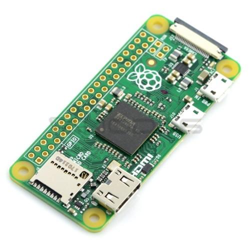 Raspberry Pi Zero v1.3, 512MB RAM