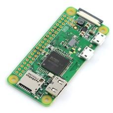 Raspberry Pi Zero W, WiFi Bluetooth 512MB RAM 1GHz