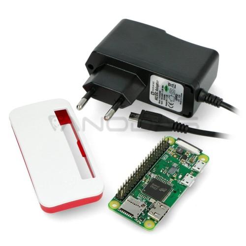 Raspberry Pi Zero WH Basic rinkinys