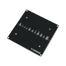 """re_computer dėklas - 2.5"""" SSD ir HDD tvirtinimo plokštė - skirta Odyssey X86J4105 - Seeedstudio 110991424"""