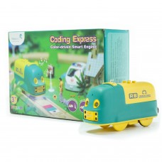 Robobloq Coding Express - an educational train to learn programming