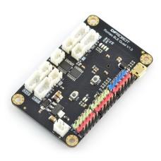 Romeo Quad BLE, Bluetooth 4.0 + variklio valdiklis DRV8833