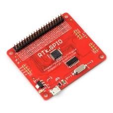 Ryanteck RTk.GPIO, STM32, GPIO sąsaja, skirta PC ir Mac