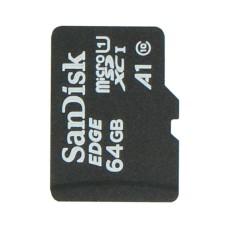 SanDisk atminties kortelė microSD 64GB 10 klasės + Raspbian NOOBs, skirta Raspberry Pi 4B/3B+/3B/2B