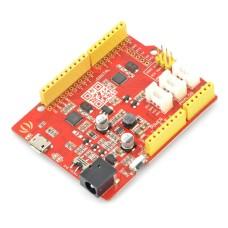 Seeeduino v4.2 3.3V/5V, suderinamas su Arduino