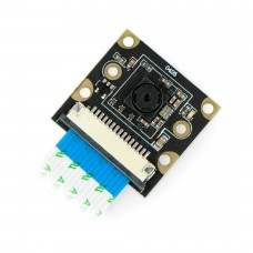 Sony IMX219-77 8Mpx camera module, compatible with Jetson Nano, Waveshare 16507