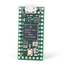 Teensy 4.0 ARM Cortex-M7, compatible with Arduino, SparkFun DEV-15583