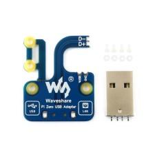 USB-A adapteris, skirtas Raspberry Pi Zero, Waveshare 1564
