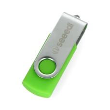 USB atmintinė Pendrive 4GB, su ištekliais skirtais Grove Arduino pradedančiojo rinkiniui
