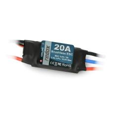 Bešepetėlinio variklio valdiklis (BLDC) Redox 20A