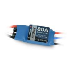 Bešepetėlinio variklio valdiklis (BLDC) Redox 80A