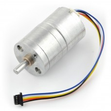 Brushless Motor with Gear 25Dx43L 45:1 with PWM driver + encoder