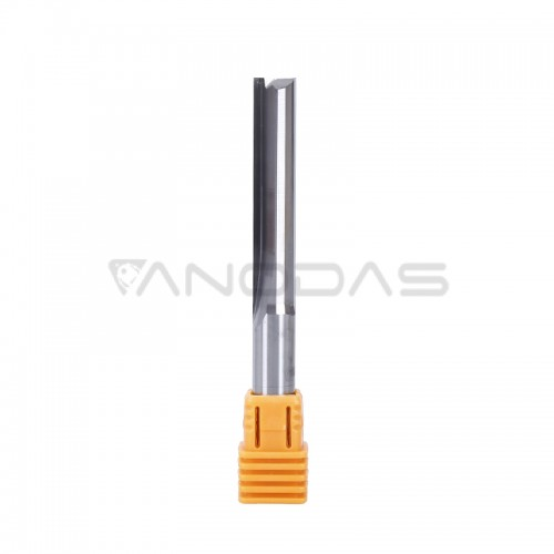 Carbide Two Straight Flute Bits 4mm x 32mm