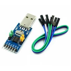 CH341T USB - I2C IIC UART USB į TTL keitiklis